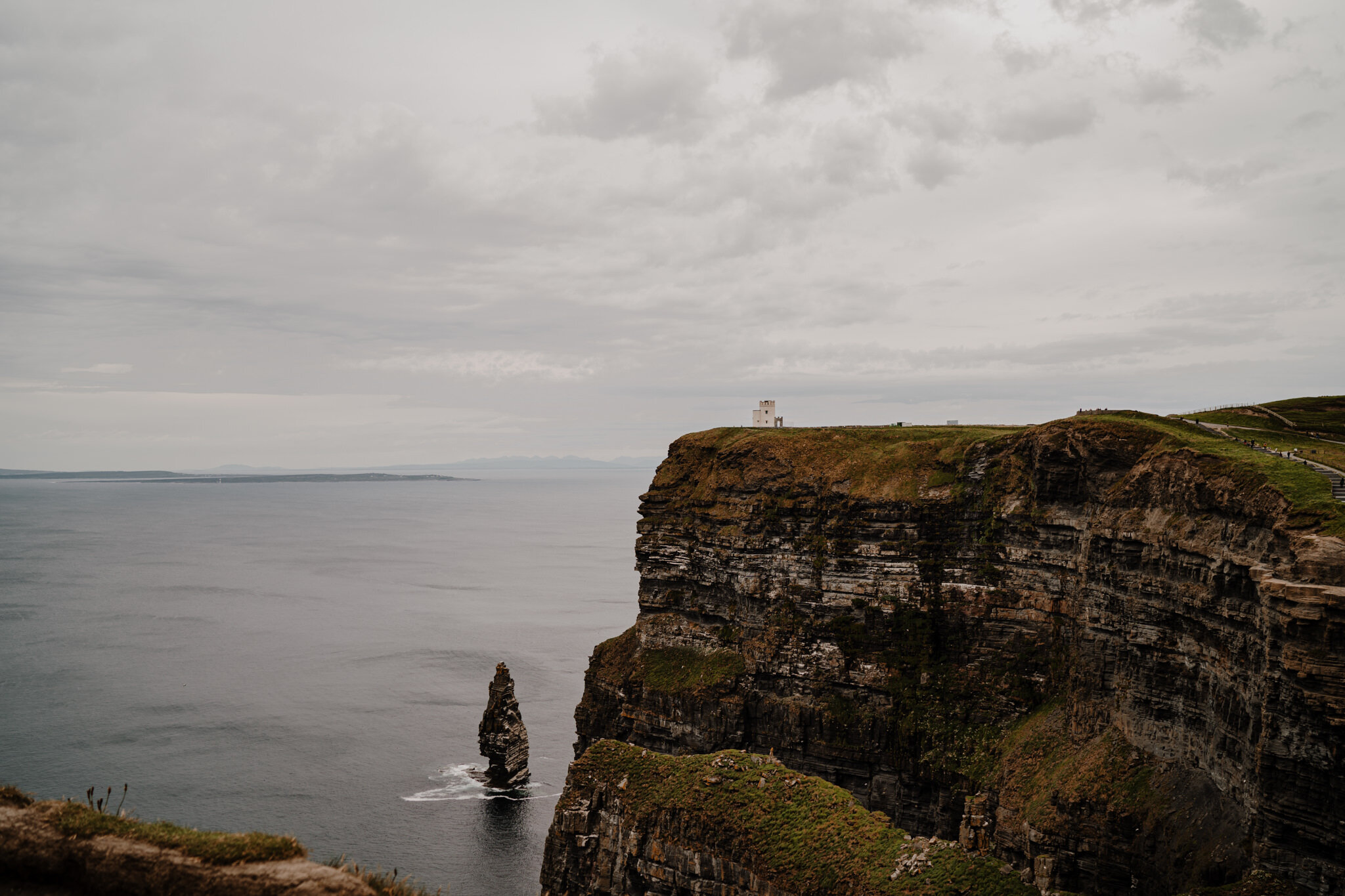 epic irish locations the Cliffs of Moher wild atlantic way