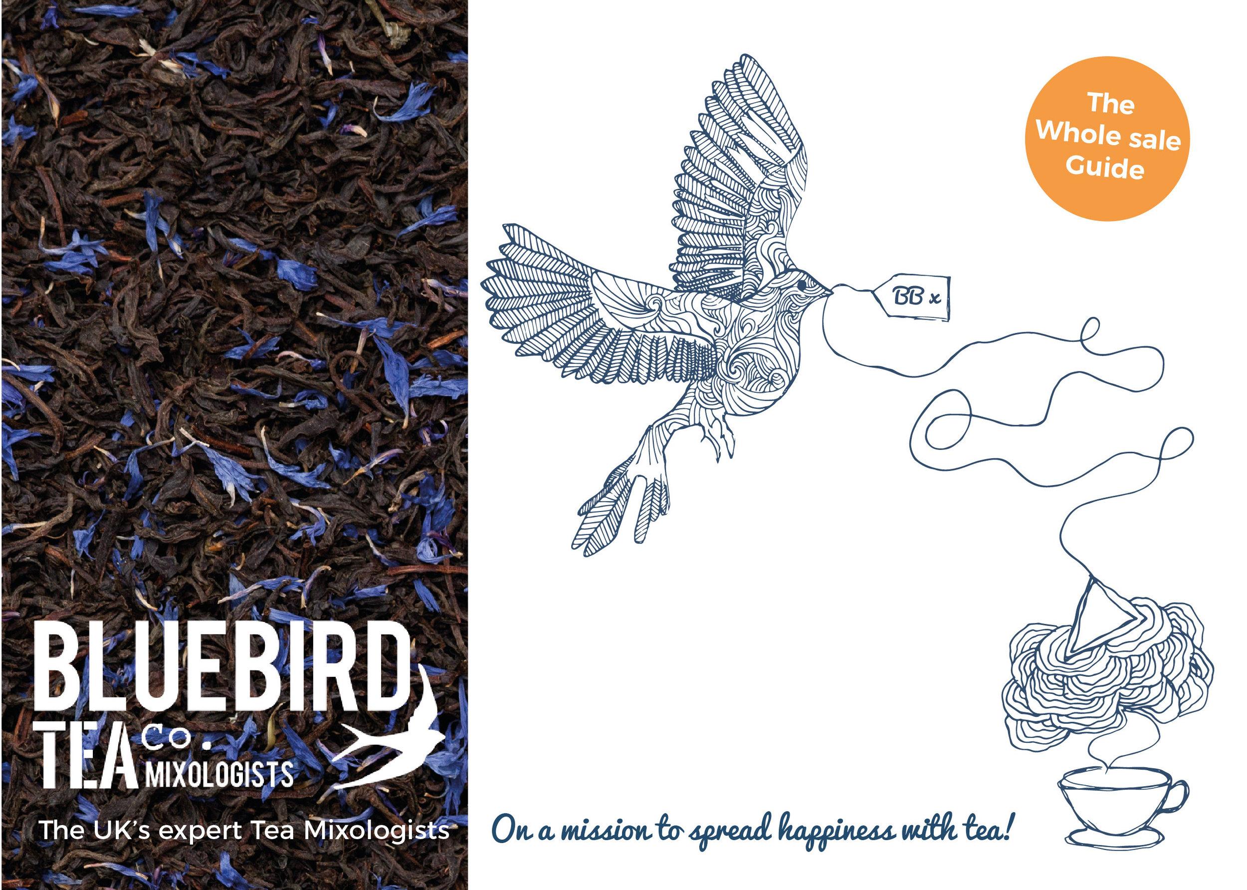 Layout design for blue bird
