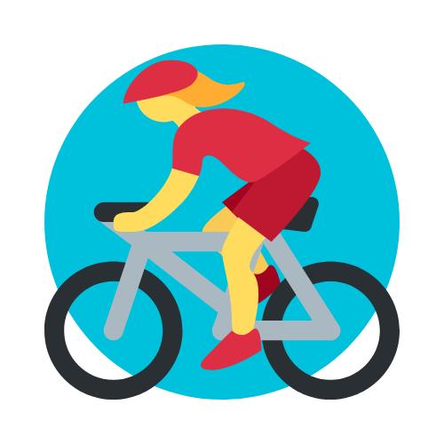 6,863km cycled