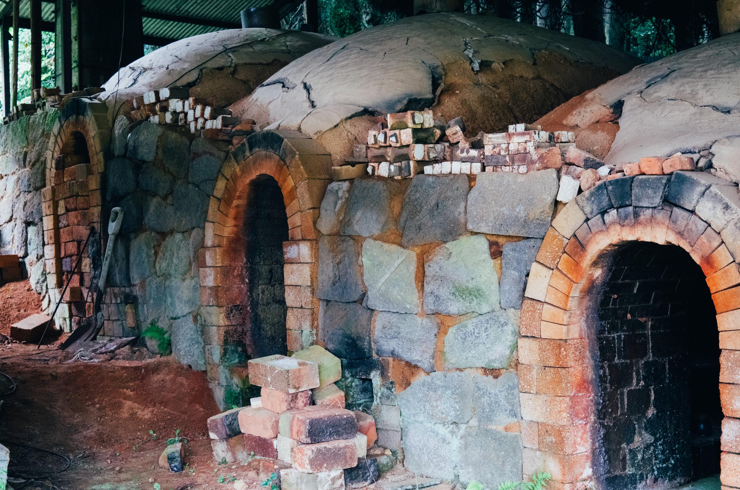 Koishiwara Ware Kiln