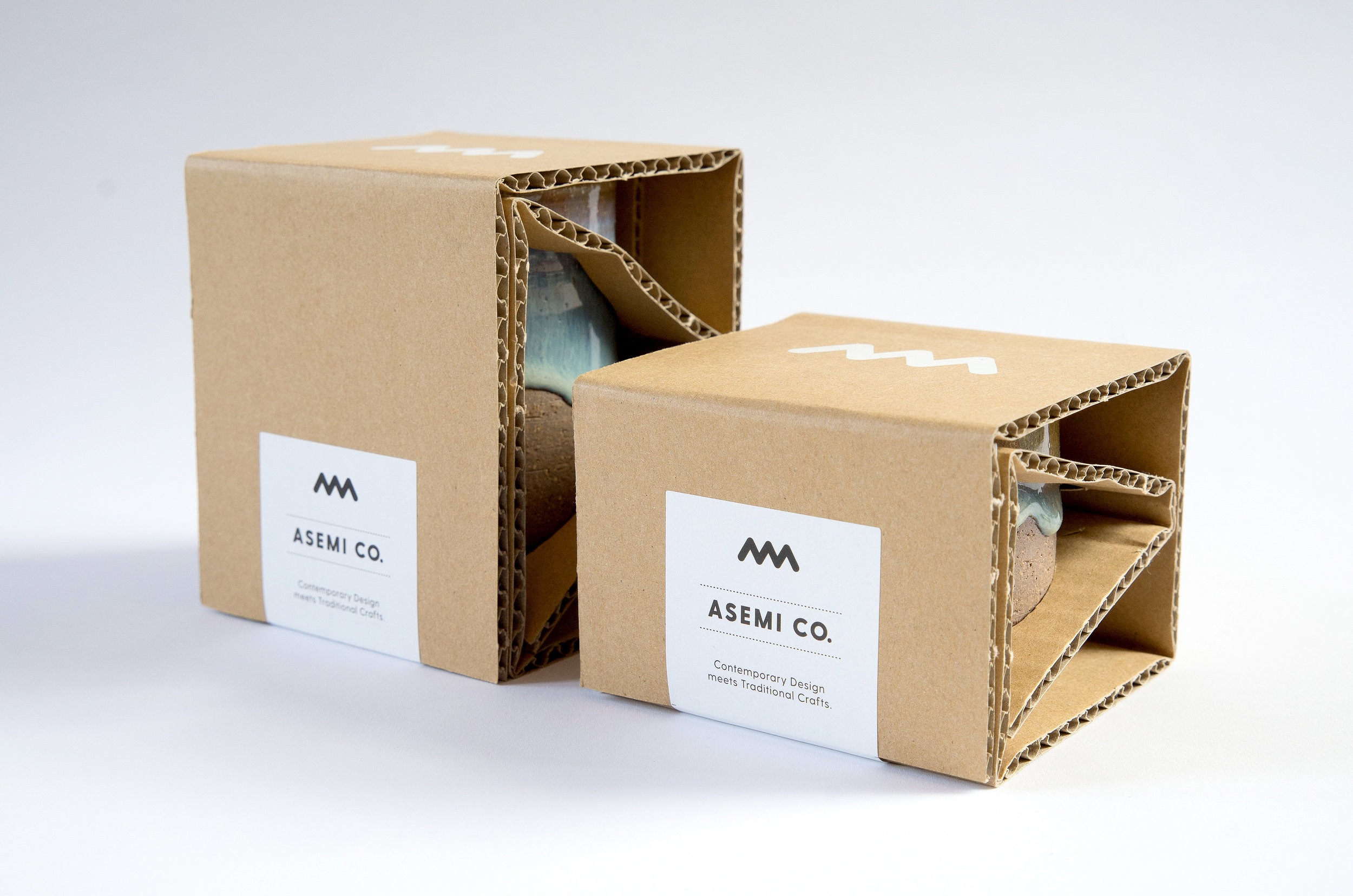 Asemi Artisan Packaging