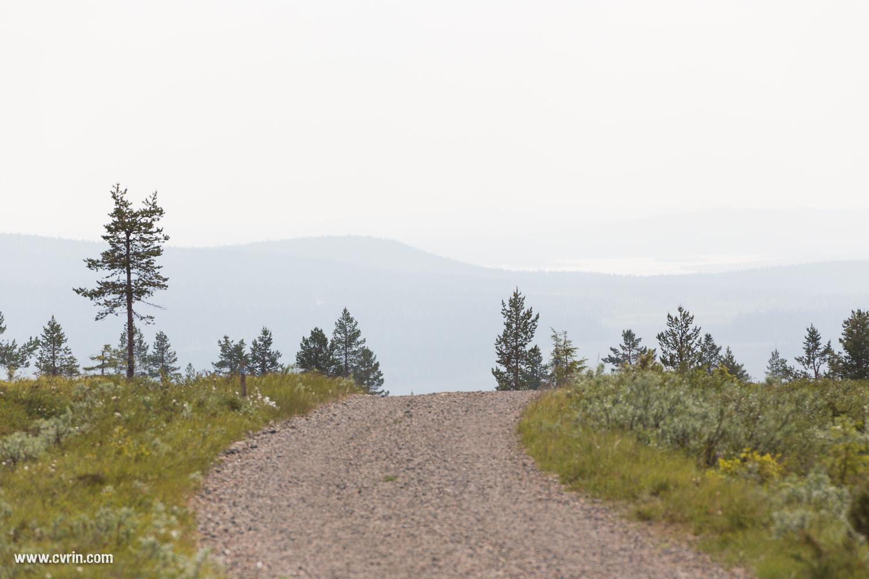 Des sentiers adaptés partout et une vue à couper le souffle!