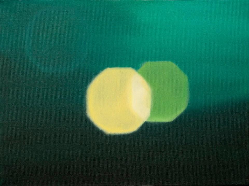 lights - 40x50 cm