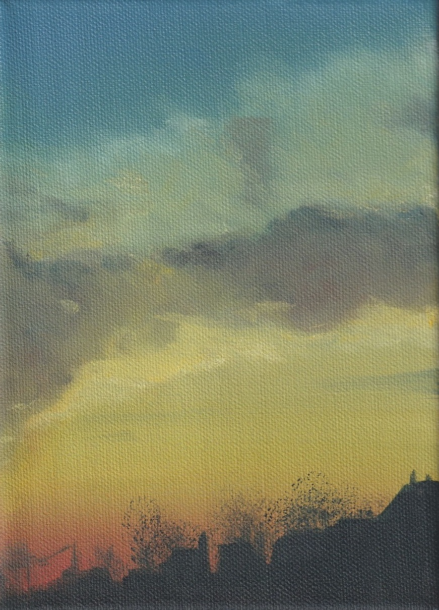 sunset mini - 15x20 cm