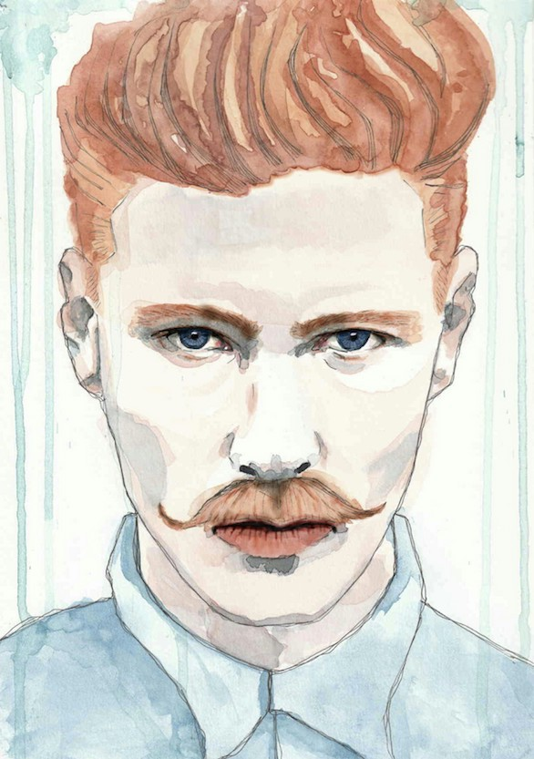 Ginger boy