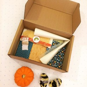 Make Your Own Beeswax Wrap DIY Kit Zero Waste Eco Friendly Sustainable  Living Gift — Born-eco