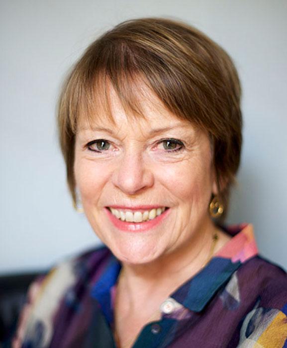 Copy of Hilary Bevan Jones - Chairman