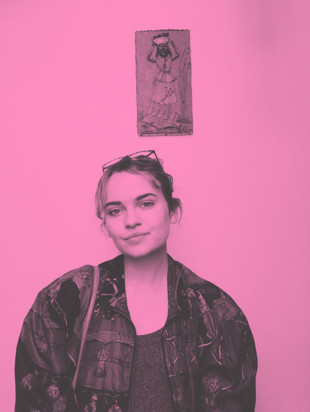 Eleanor, Festival Secretary - 4th year, MML