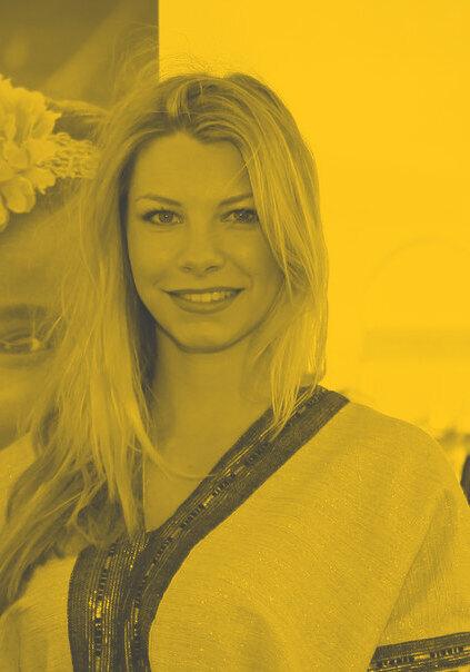 Bernadette Schramm - Festival Producer