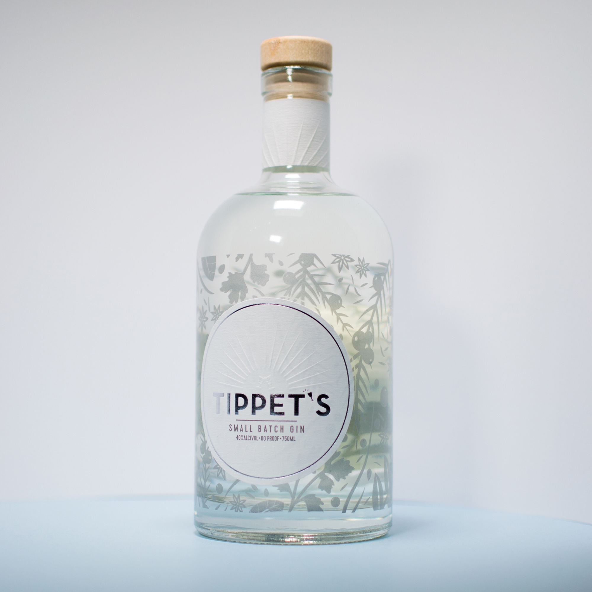 Tippet'ssmall batch gin - Click here for more details