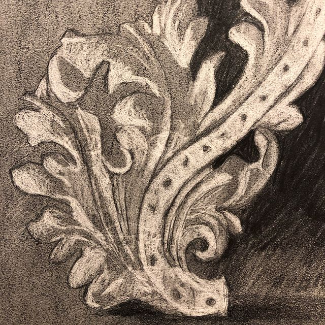 Graphite drawing ornaments by 12 year old Summer portfolio prep students #portfolio #artportfolio #artclassesforkids #drawing #stilllife #drawingsketch #pencildrawing #graphite #graphitedrawing  #kidsartwork #artafterschool