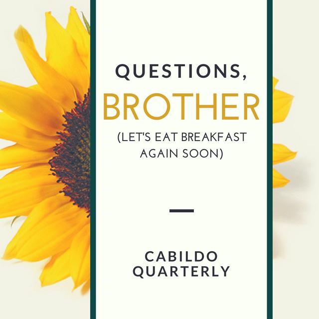 New Poetry in Cabildo Quarterly