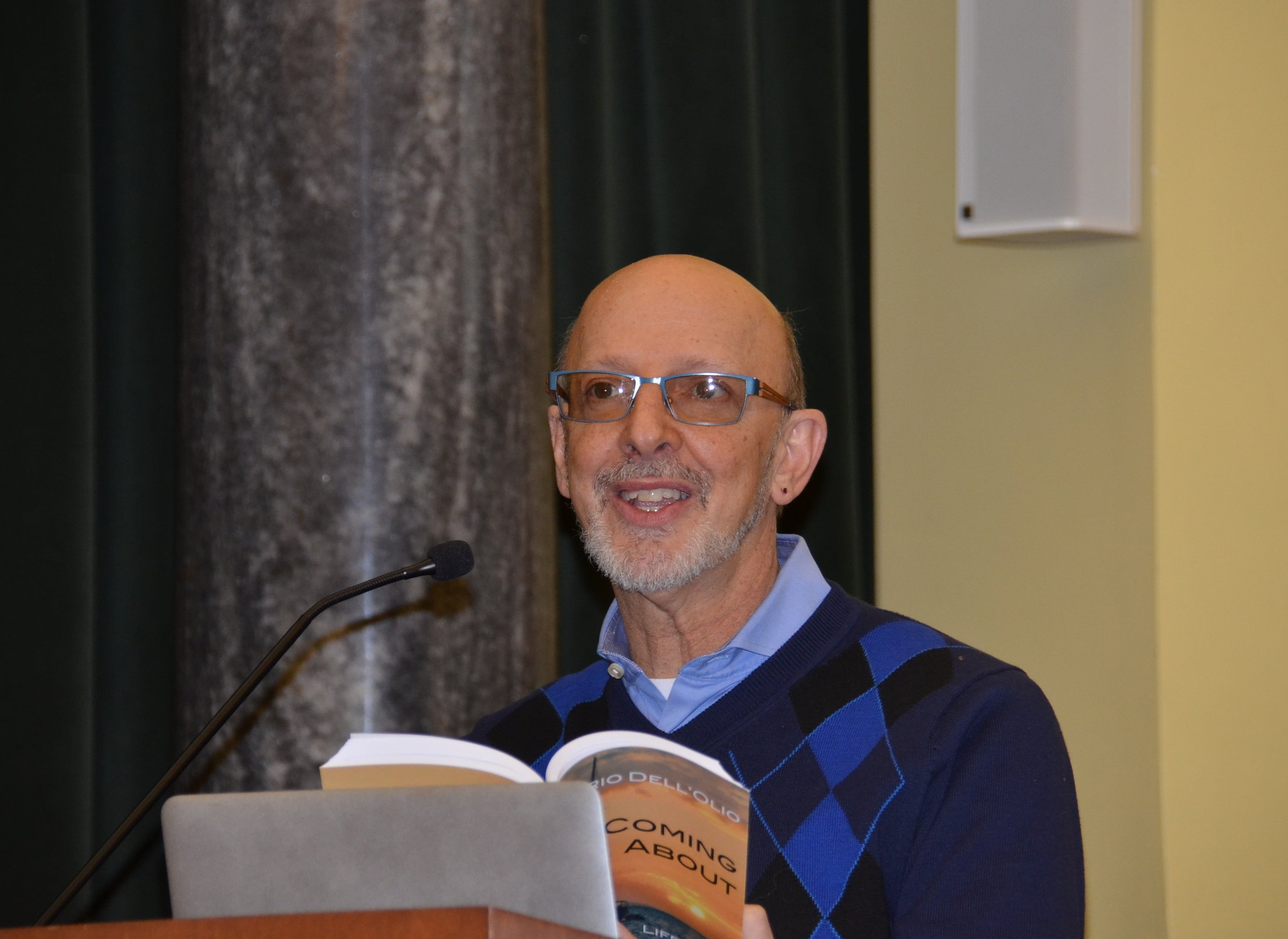 Book Reading at the Stratford Public Library in Connecticut