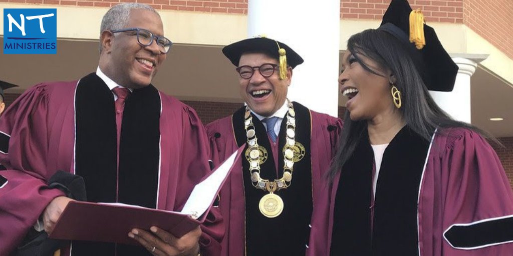 READ MY BLOG CONCERNINGBillionaires Robert F. Jones grant for 2019 graduation class Moorehouse College https://www.oneministries.church/post/2019/5/20/9y5757t46g351e7f6xc6dvv6rqcmu8