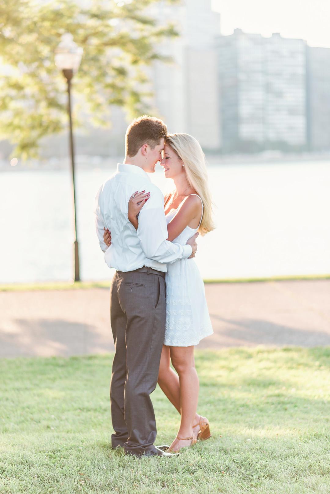 Chicago Engagement Photoshoot Cody Krogman Photography
