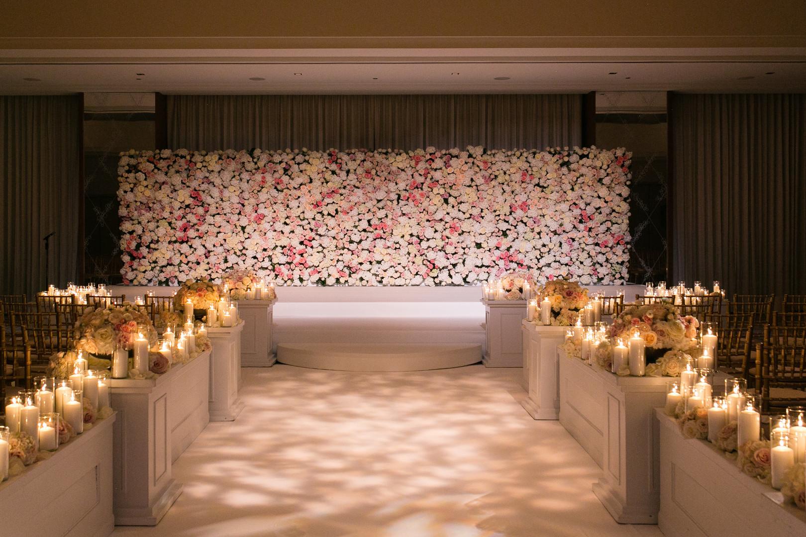 Glamorous Chicago Wedding Ceremony Emilia Jane Photography