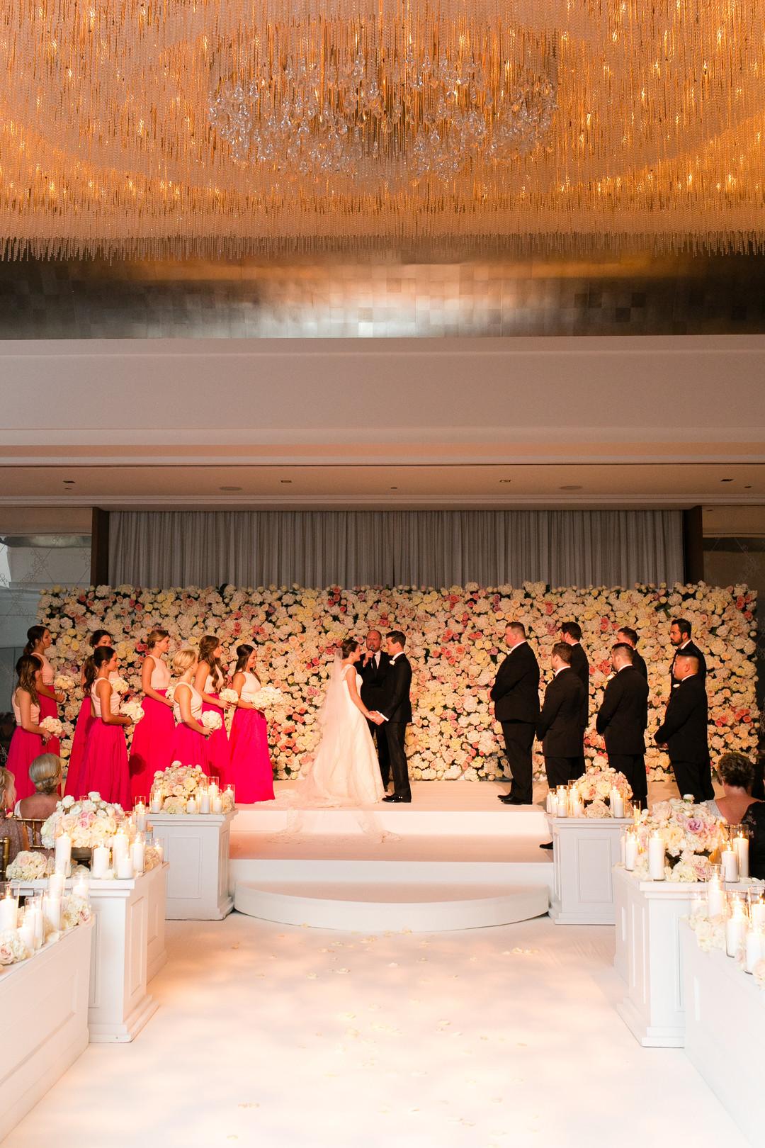 Chicago Wedding Ceremony The Ritz Carlton Emilia Jane Photography