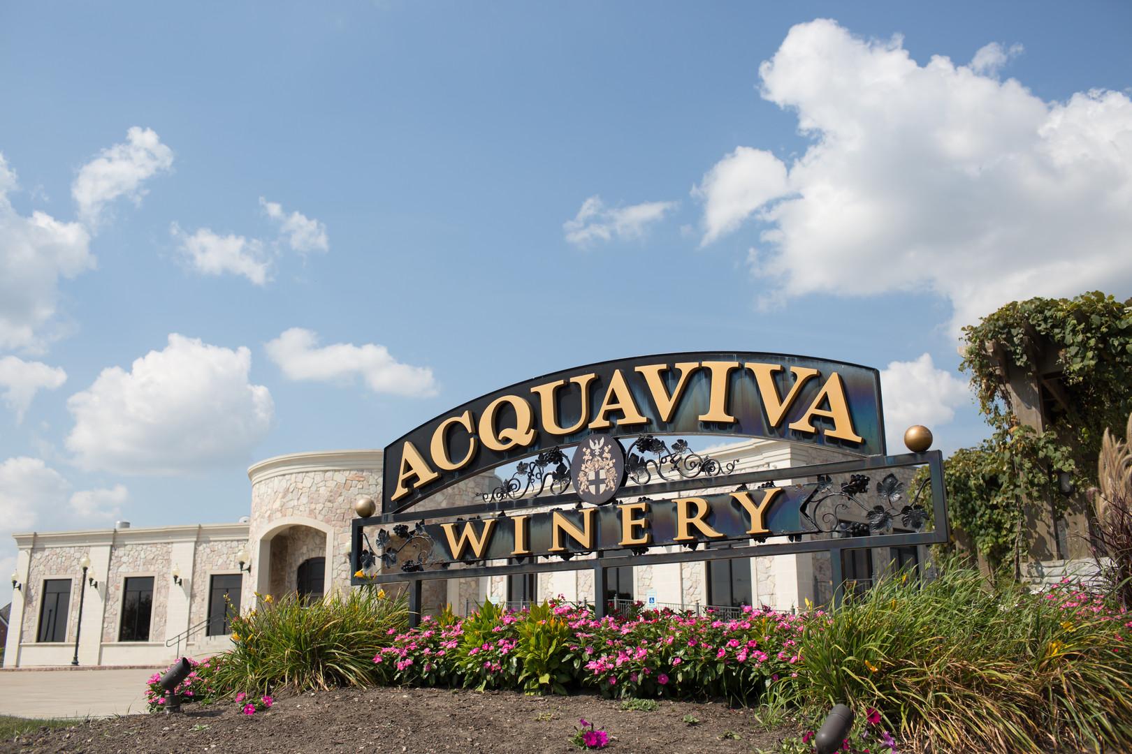 Acquaviva Winery Chicago Wedding Elite Photo