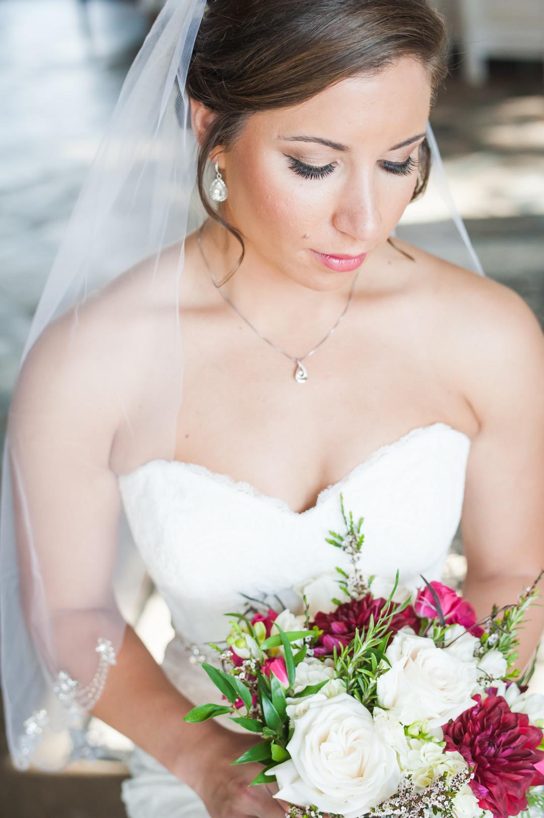 Natural Bridal Make up Chicago Wedding Elite Photo