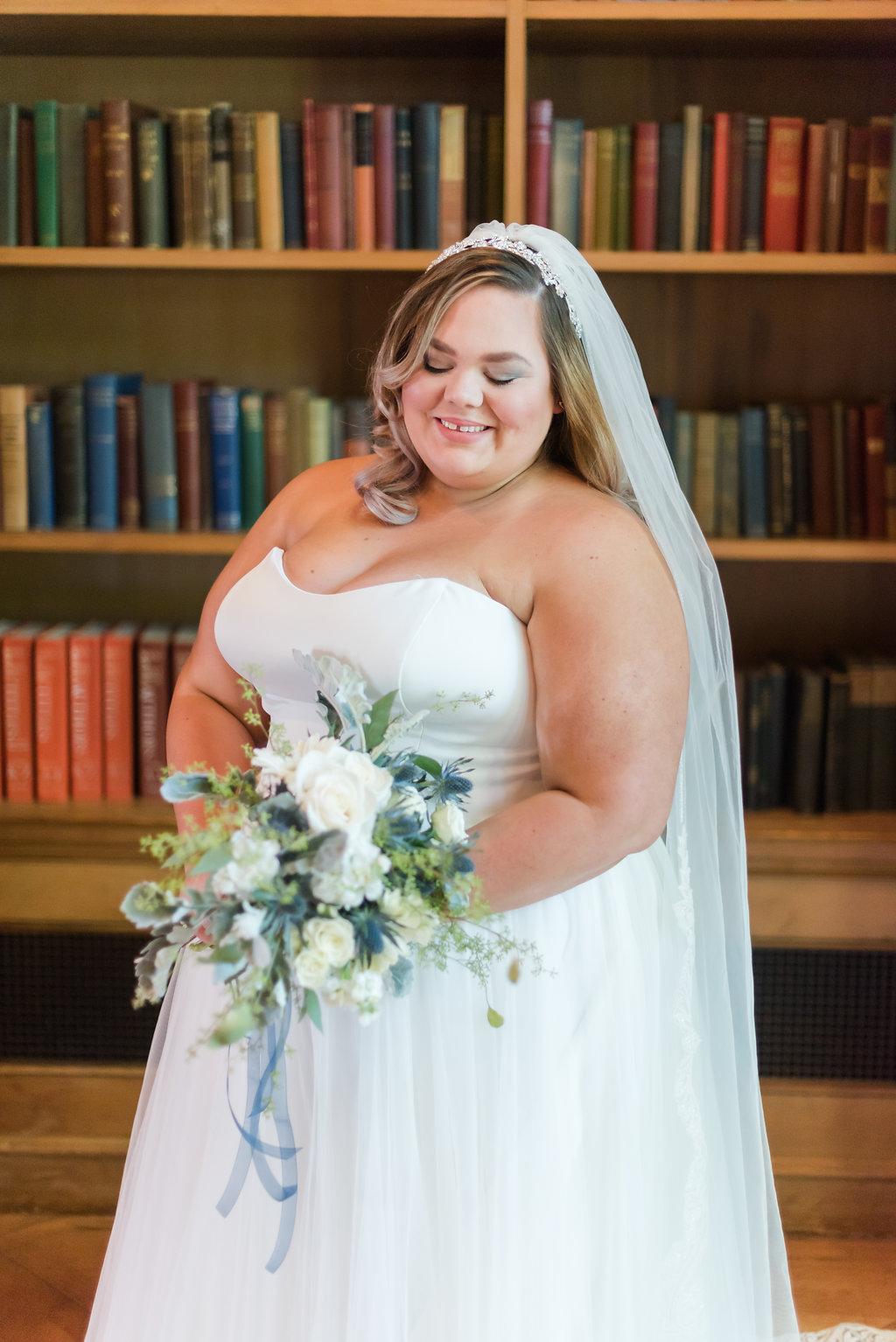 Tulle Ball Wedding Gown Chicago Wedding Rakoteet Photography