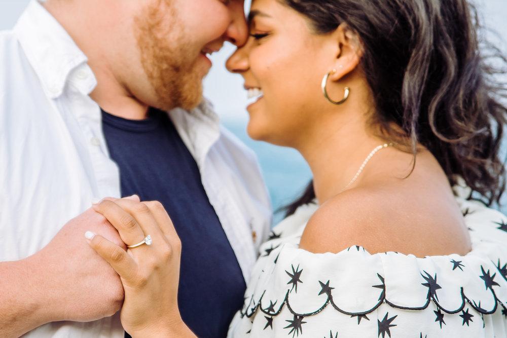 Cristina and Konrad's Surprise Proposal