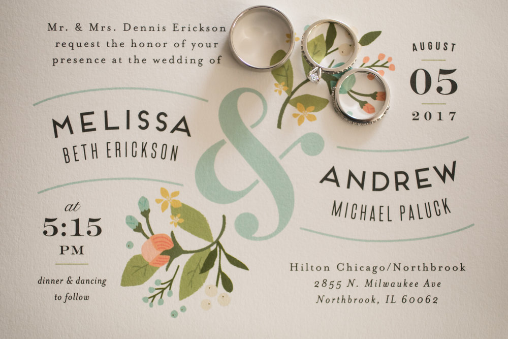 Melissa and Andy's Summer Wedding
