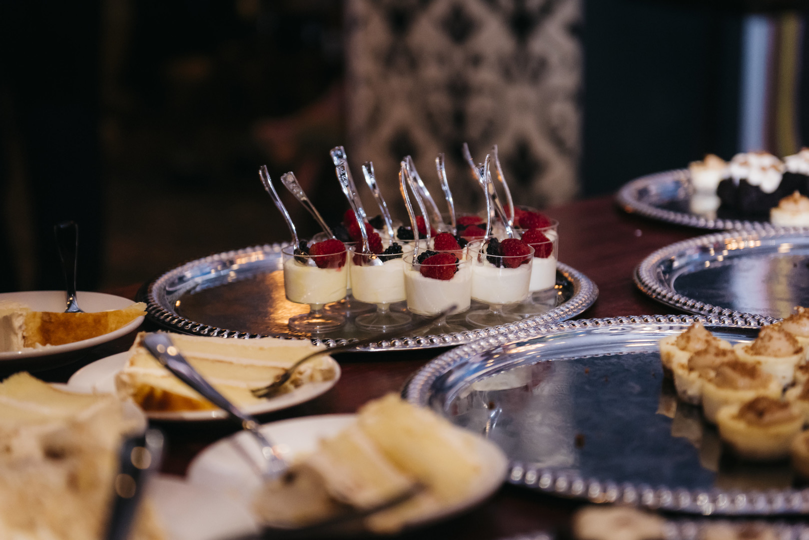 Intimate Chicago Wedding Fulton Market Kitchen Erin Hoyt Photography