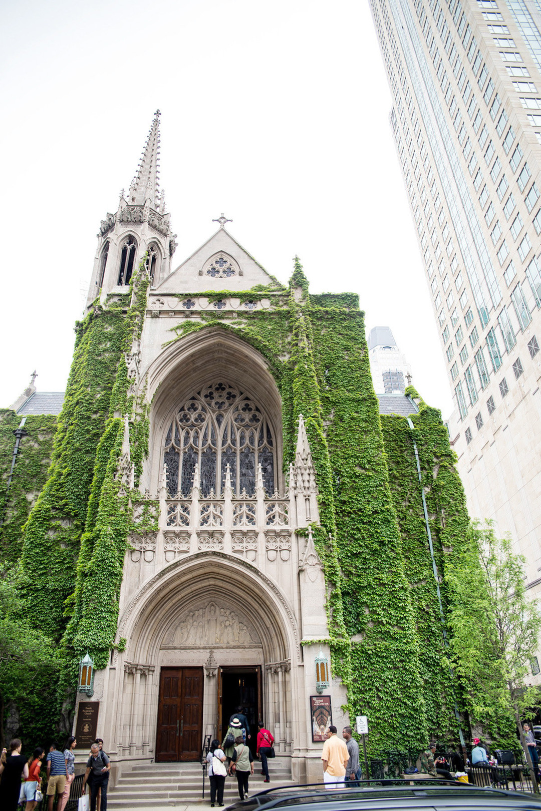 Fourth Presbyterian Church Chicago Ceremony Julia Franzosa Photography