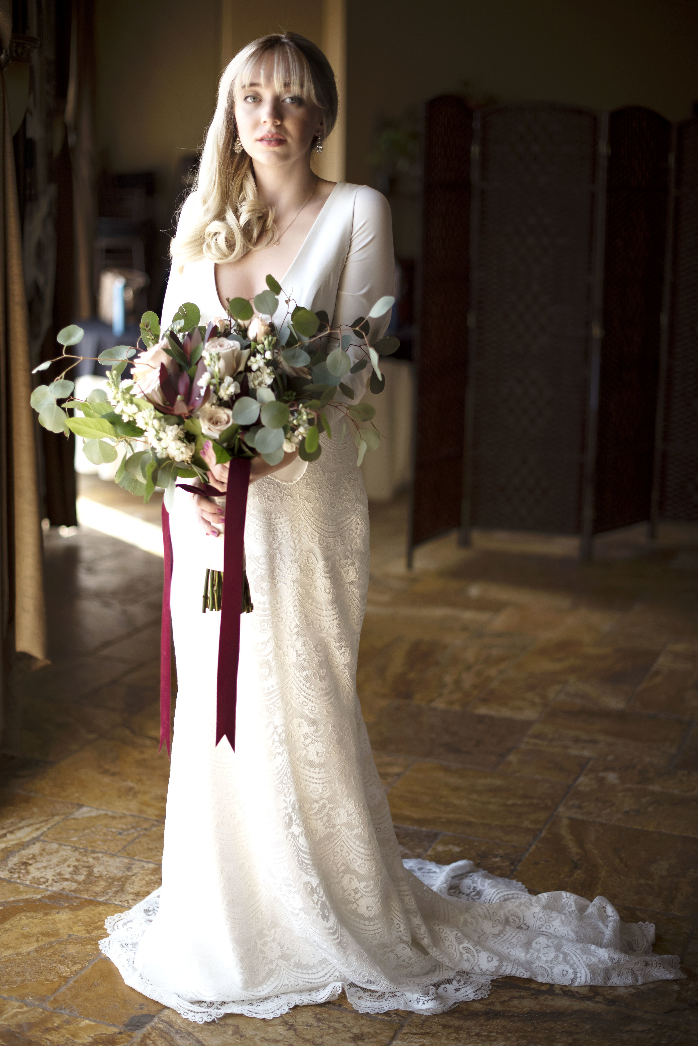 Wedding inspiration for the sophisticated bride from this elegant bridal styled shoot in Chicago, Illinois captured by Brooke Christine Photography. See more wedding ideas at CHItheeWED.com!