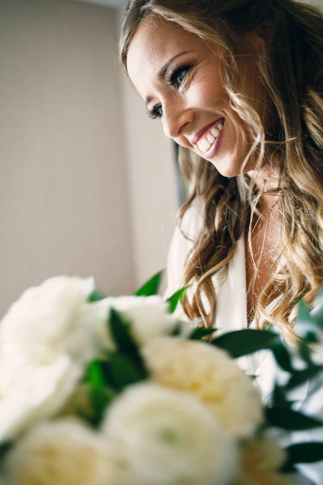 Chic Chicago fall wedding captured by Cinder & Vin Photography. See more fall wedding ideas at CHItheeWED.com!