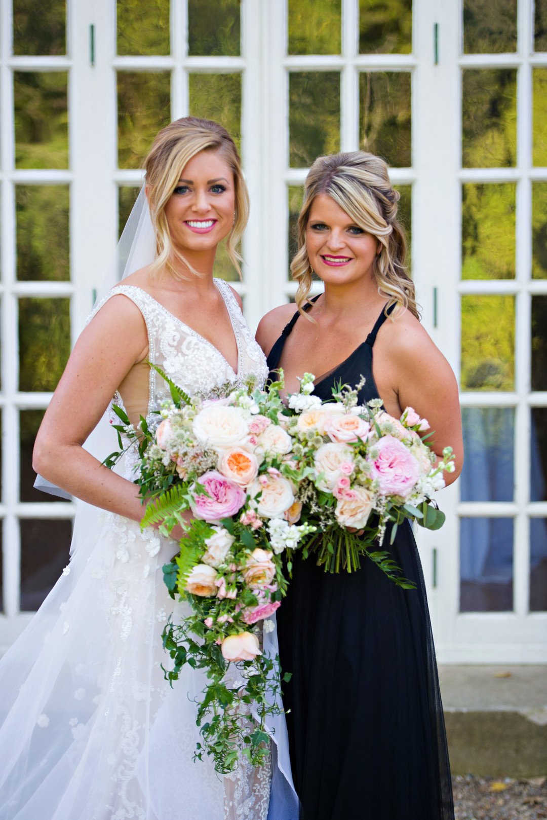 Fairytale wedding in Monticello, IL captured by Mark Romine Photography. See more wedding inspiration at CHItheeWED.com!