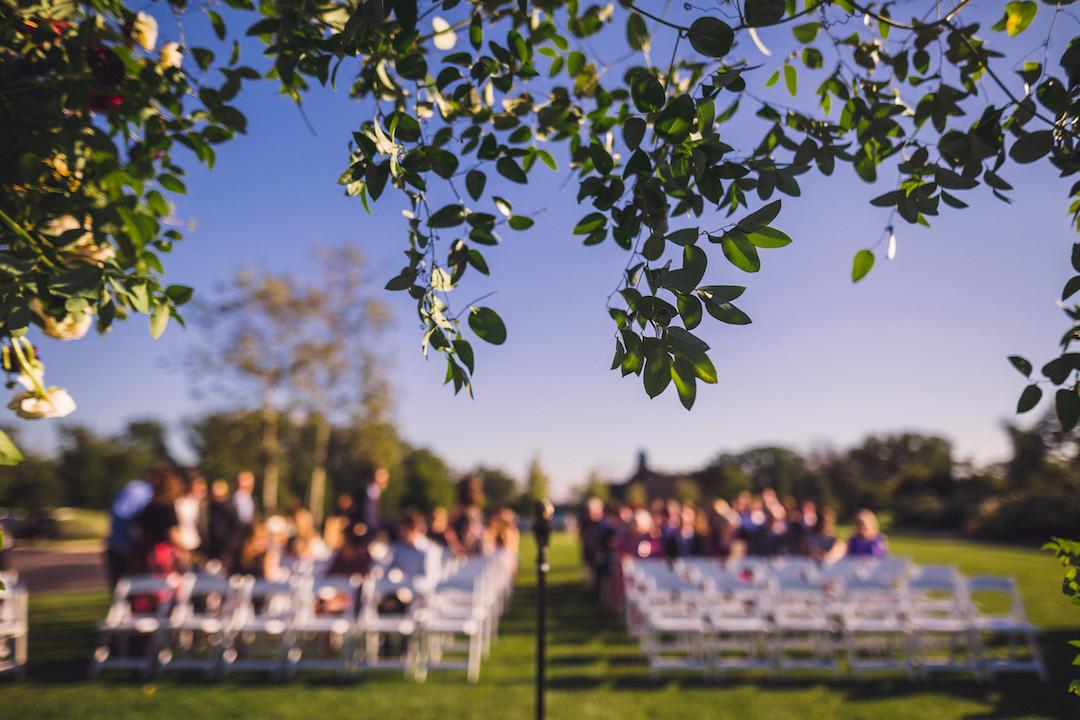 Creative wedding photography: Elegant country club wedding captured by Henington Photography. See more elegant wedding ideas at CHItheeWED.com!