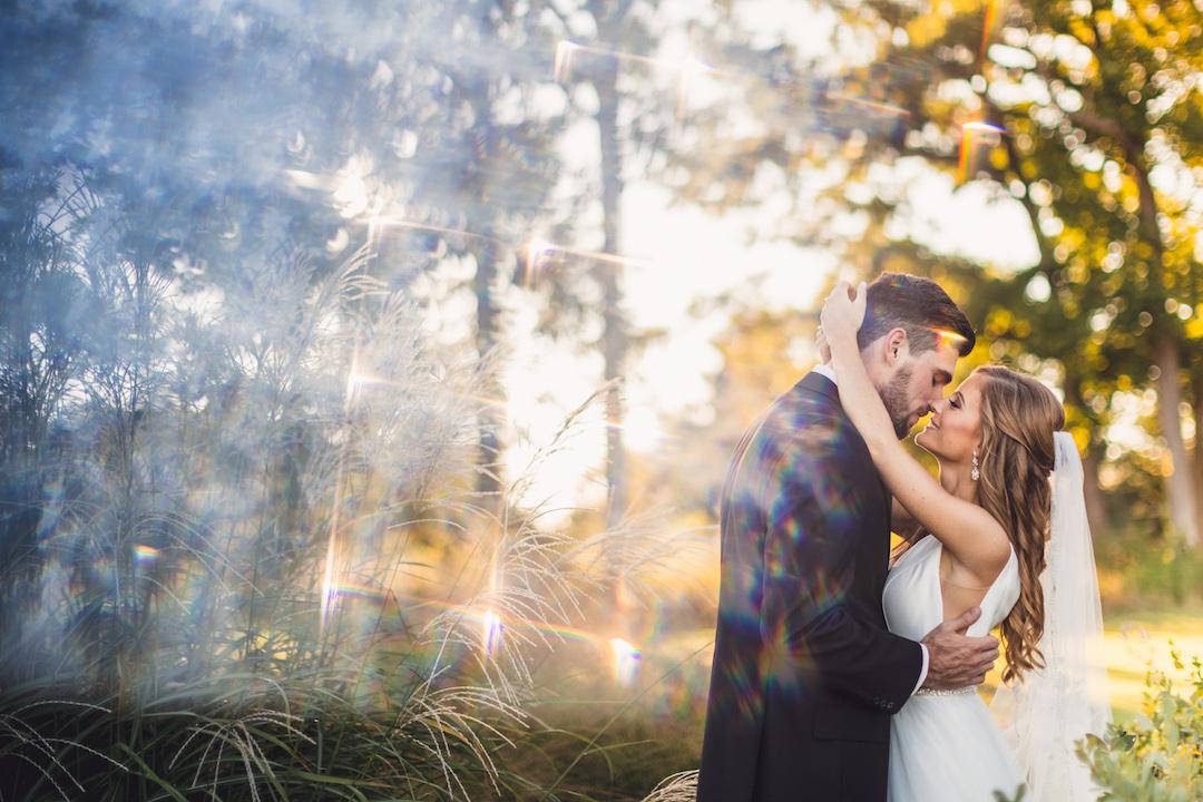 Creative wedding photos: Elegant country club wedding captured by Henington Photography. See more elegant wedding ideas at CHItheeWED.com!
