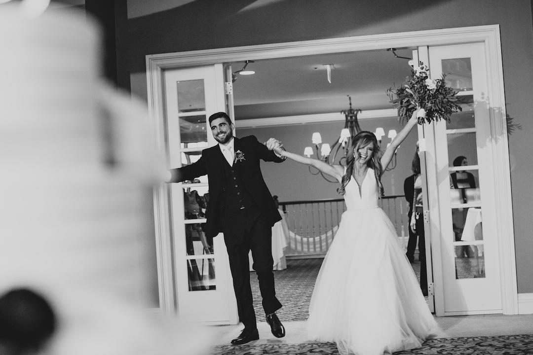 Wedding photography: Elegant country club wedding captured by Henington Photography. See more elegant wedding ideas at CHItheeWED.com!
