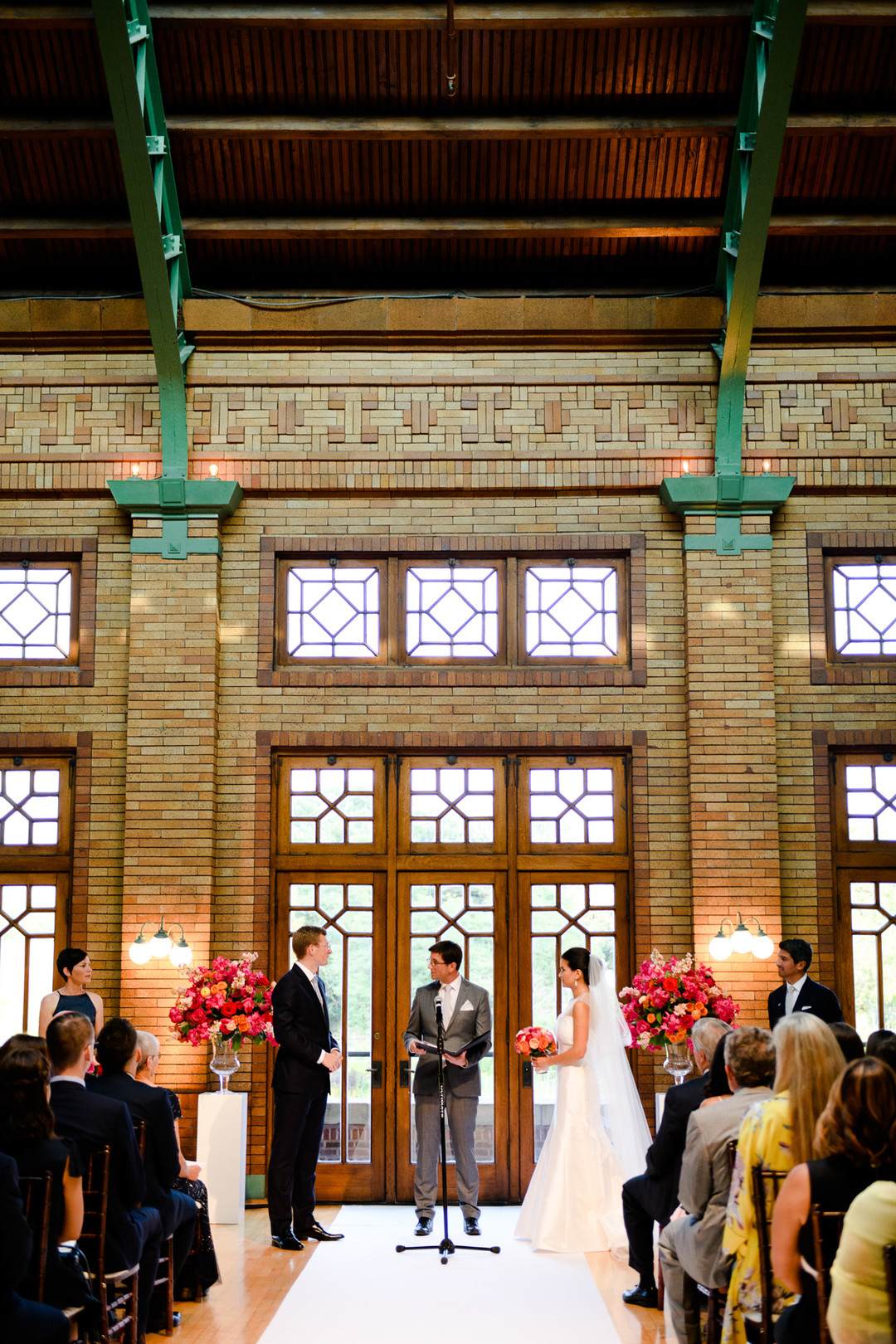 Timeless and colorful Chicago wedding in Lincoln Park captured by StudioThisIs. See more wedding ideas at CHItheeWED.com!