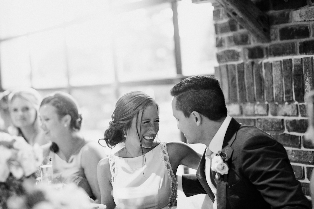 Charming CD&ME outdoor wedding captured by Eiza Photography featured on CHI thee WED. Find more wedding inspiration at chitheewed.com!