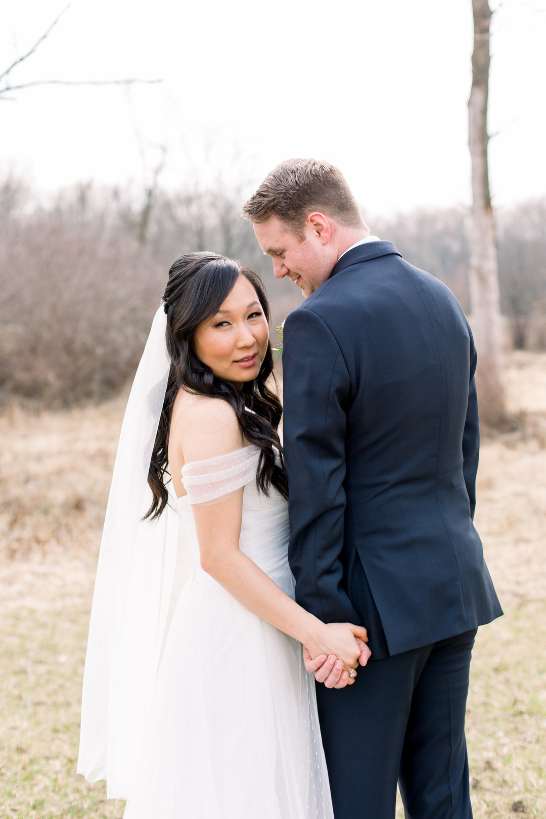 Spring wedding inspiration captured by Nicole Morisco Photography. Find more spring wedding ideas at CHItheeWED.com!