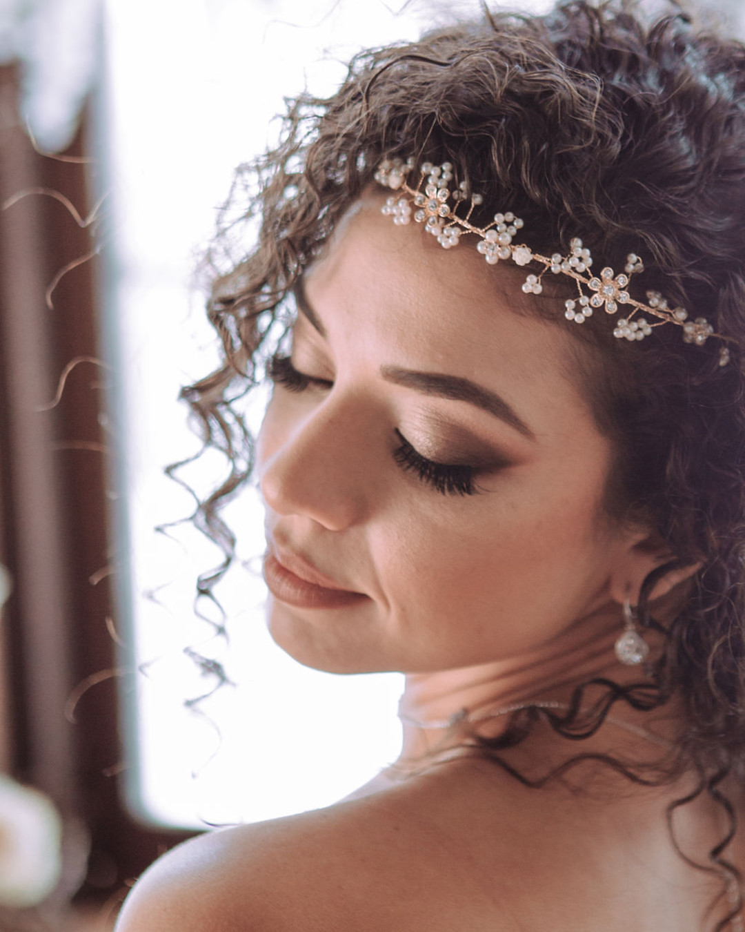 Wedding hair accessories: Bohemian wedding inspiration captured by Truly Sublime Photography. See more boho wedding ideas on CHItheeWED.com!