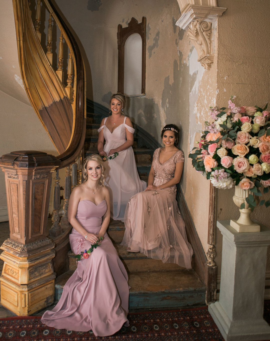 Boho bridal fashion: Bohemian wedding inspiration captured by Truly Sublime Photography. See more boho wedding ideas on CHItheeWED.com!