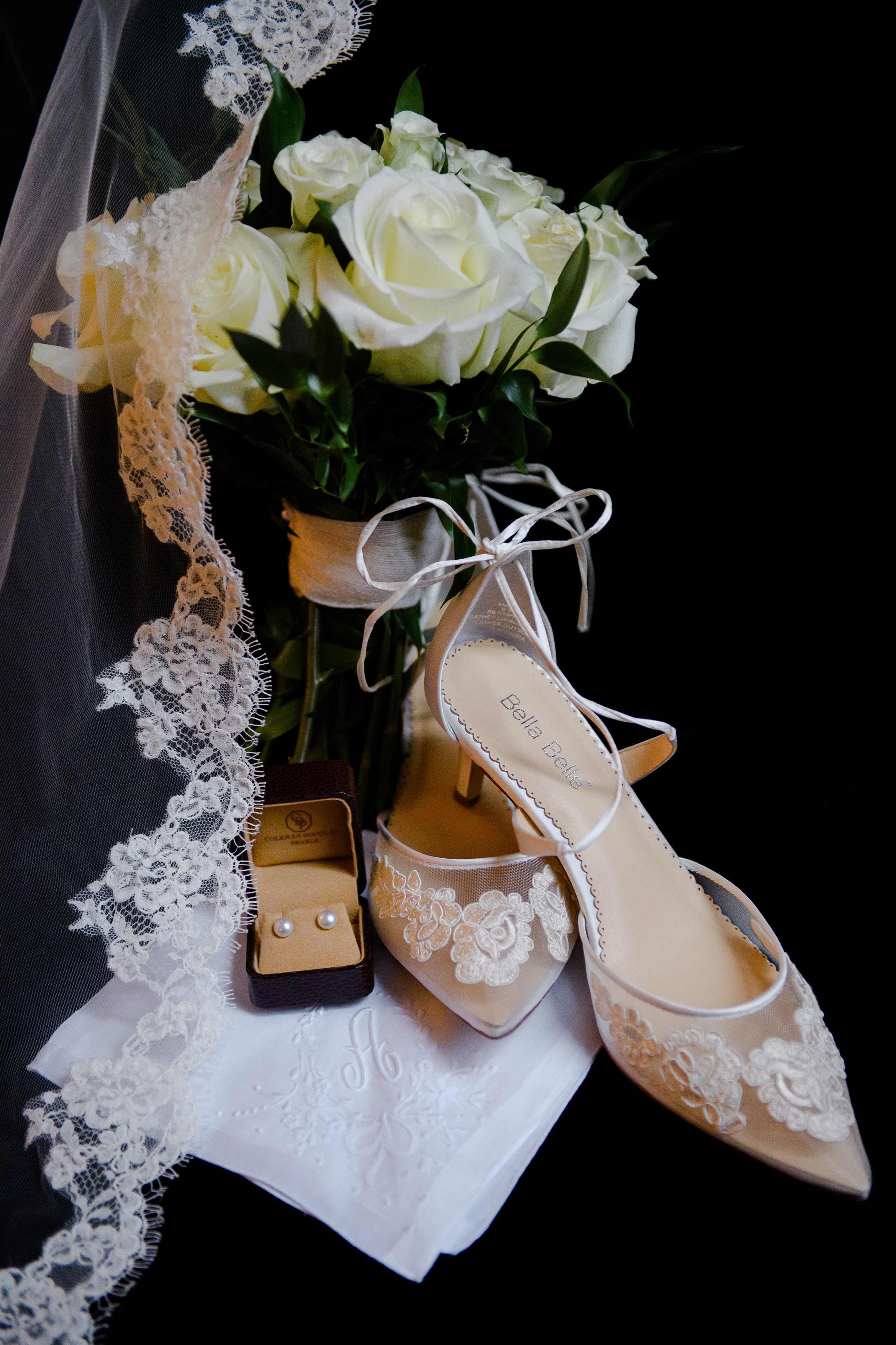 Wedding shoes: Union League Club of Chicago wedding captured by Studio This Is Photography. See more fall wedding ideas on CHItheeWED.com!