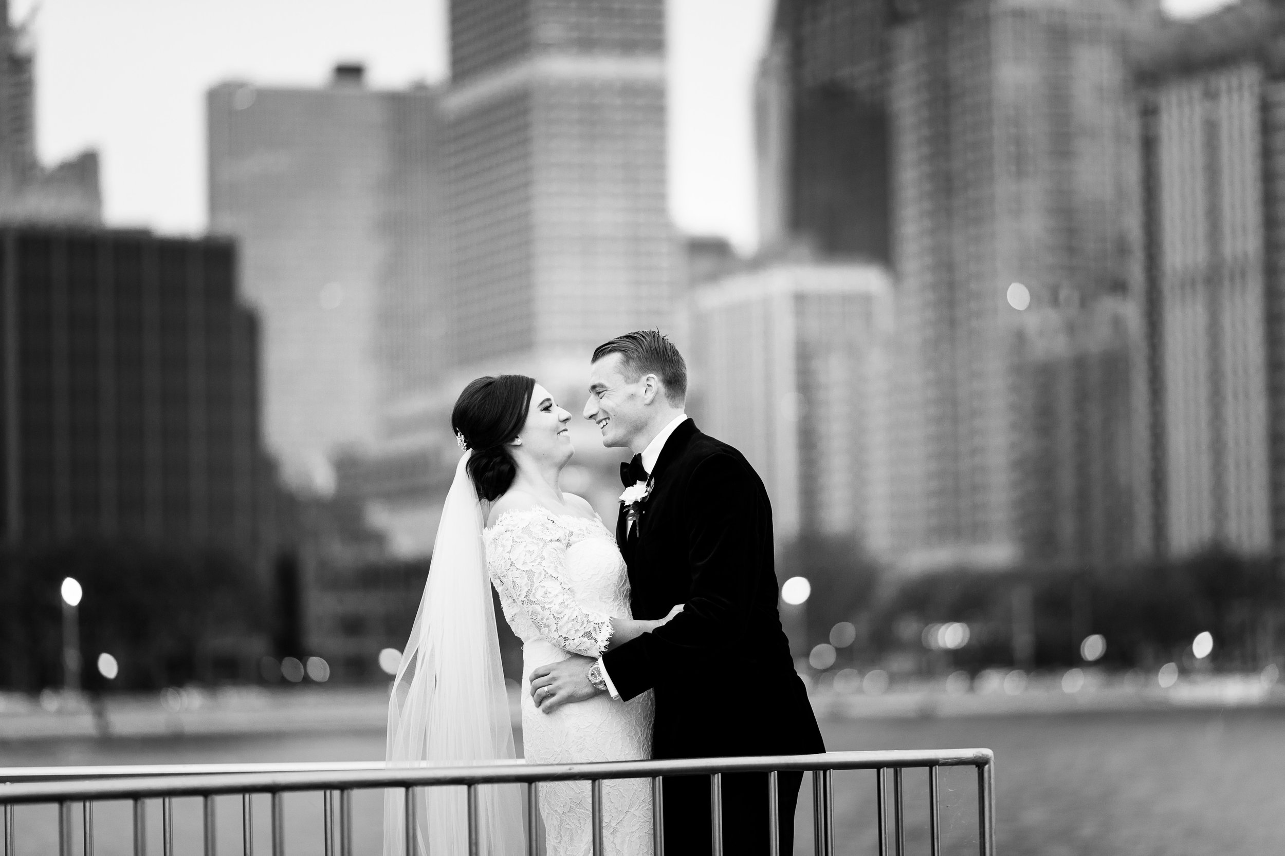 Union League Club of Chicago wedding captured by Studio This Is Photography. See more fall wedding ideas on CHItheeWED.com!