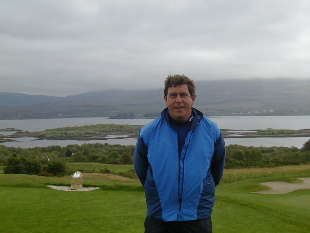 Dad, around 2006 in Ireland