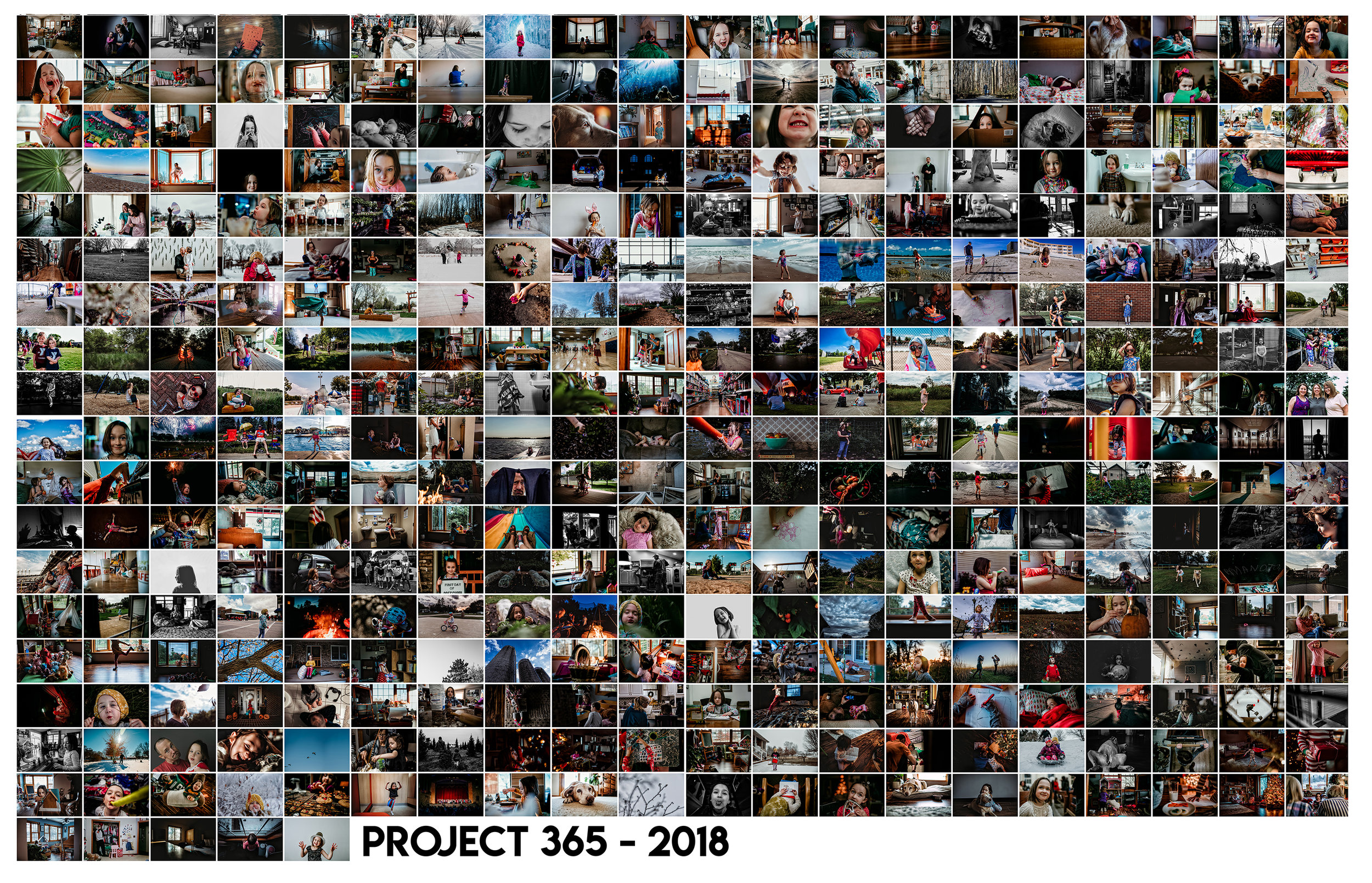 My  Project 365 - 2018