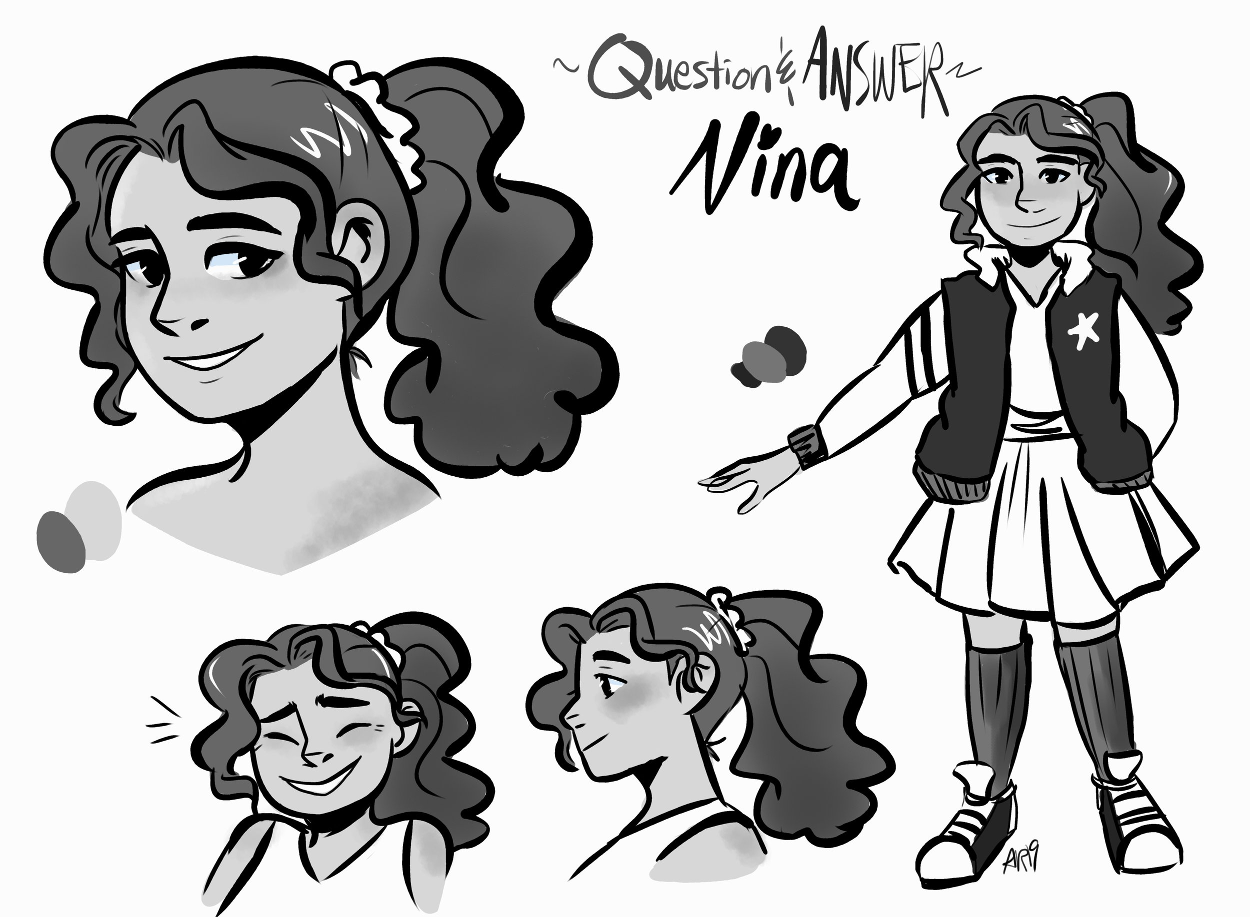 Question And Answer: Nina