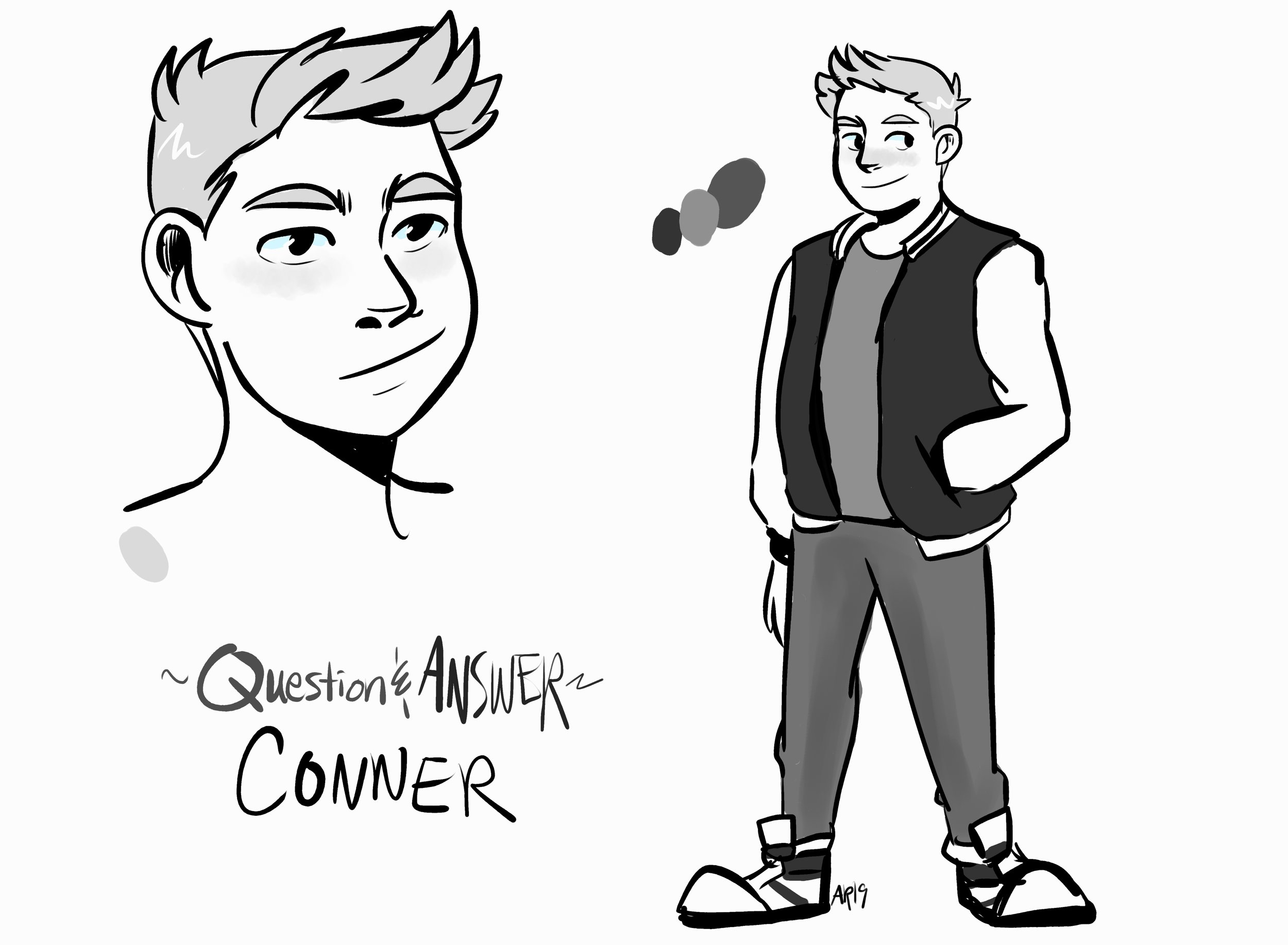Question And Answer: Conner
