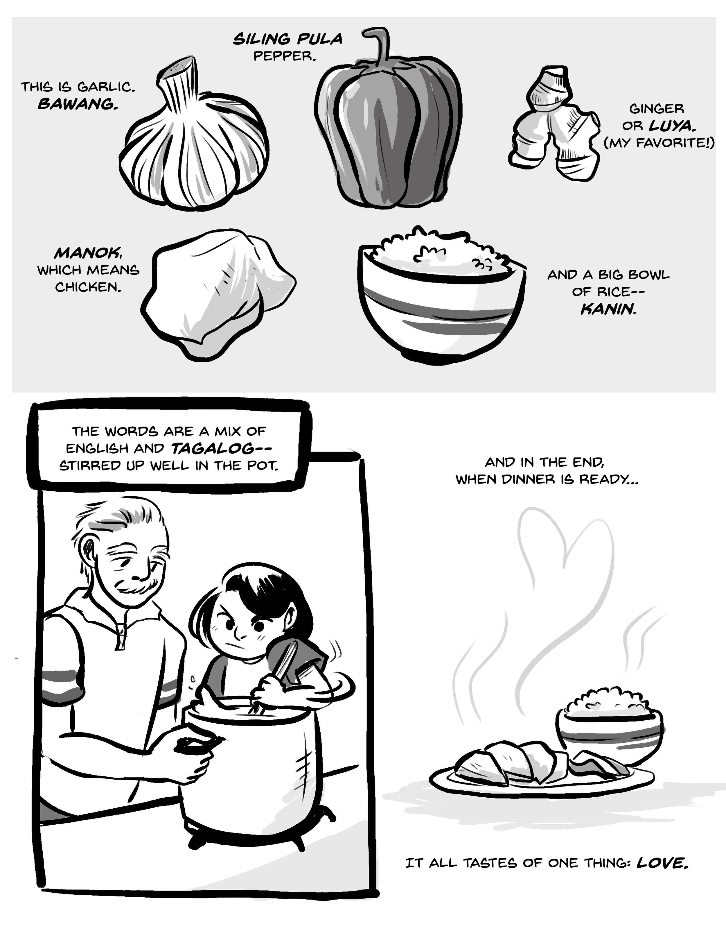 Ang Lasa ng Pag-ibig (Page 02)