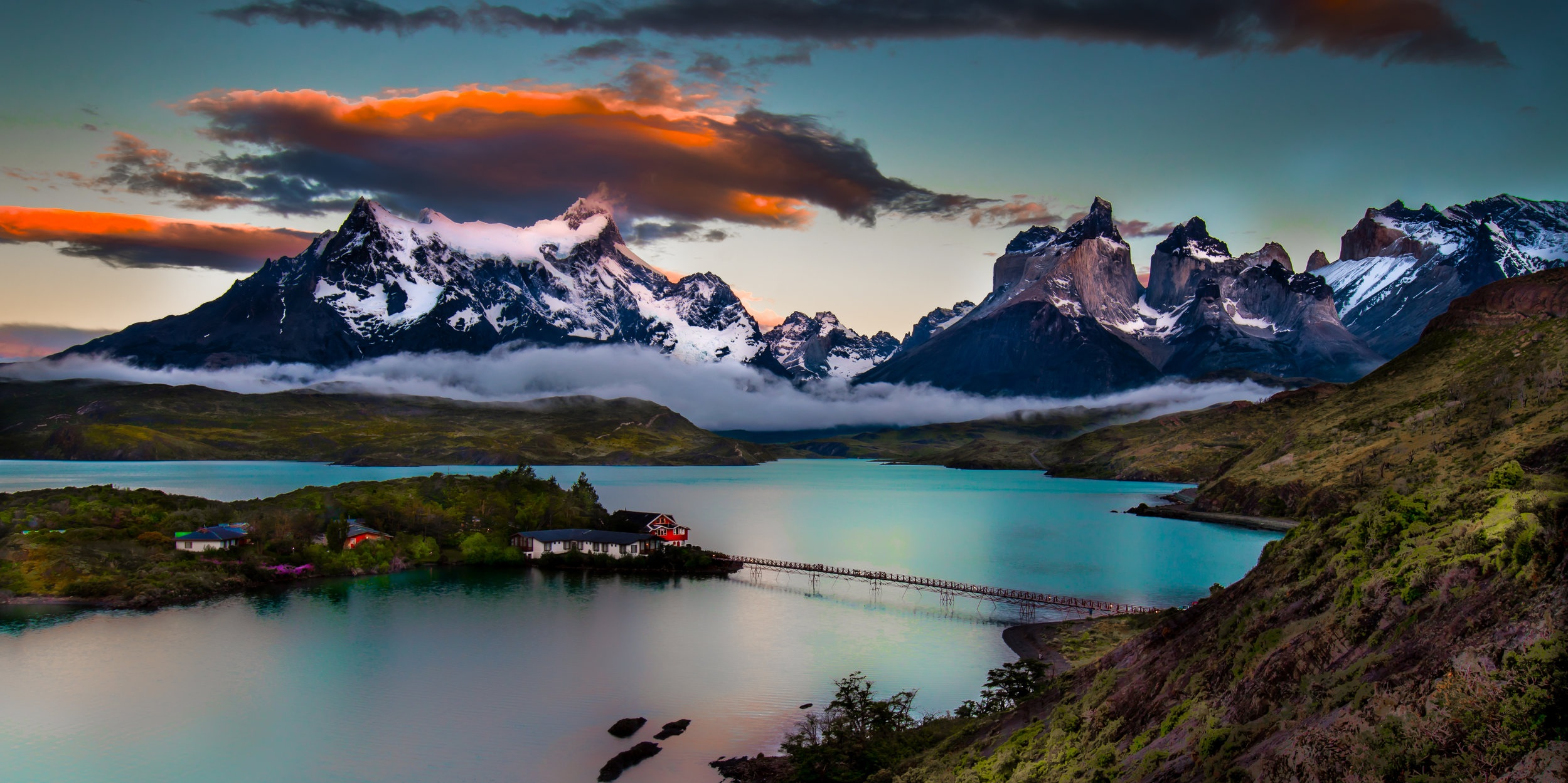 Chile Southern PATAGONIA Photo Gallery -- — travelwildnow.com