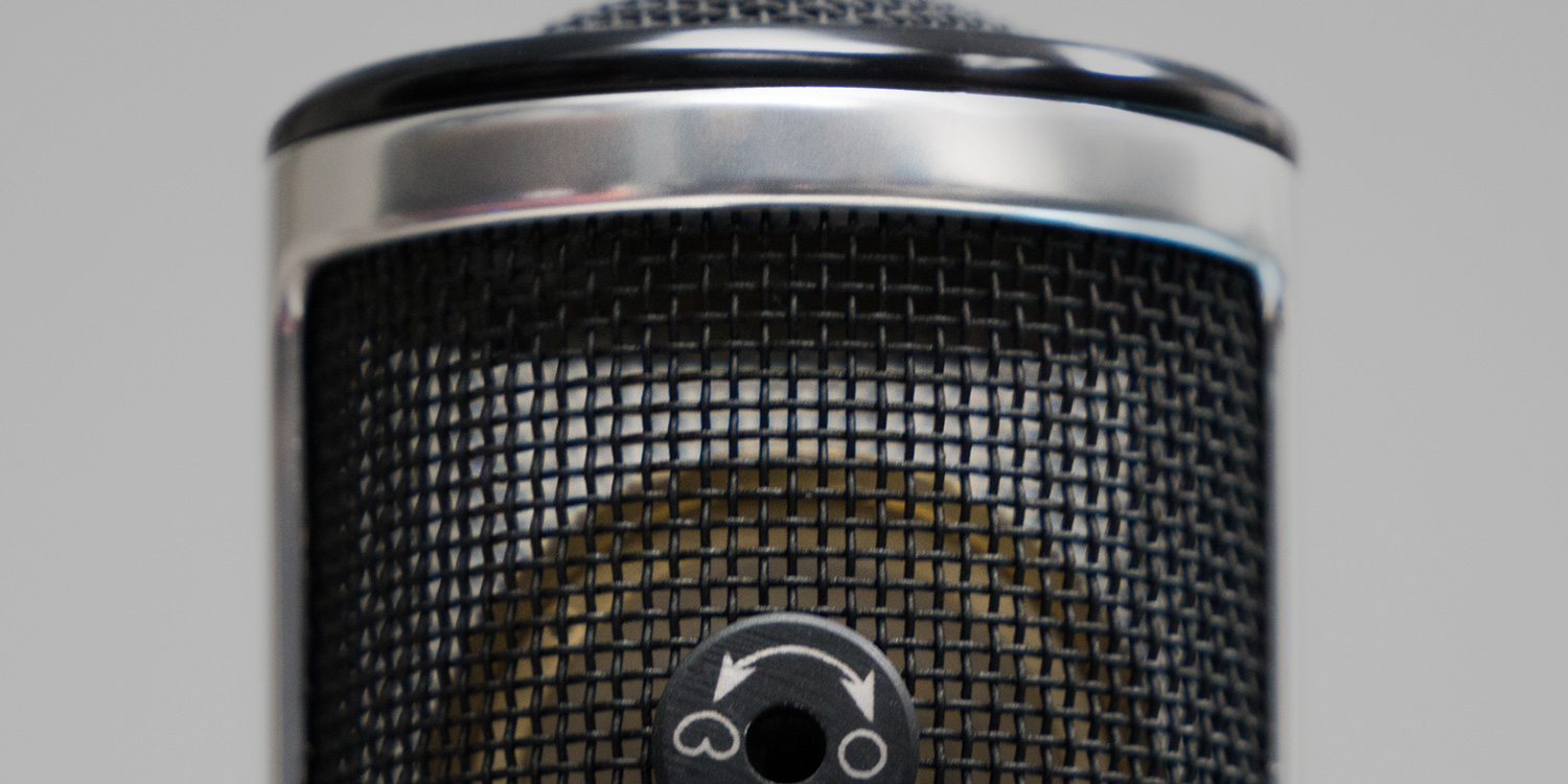 REFERENCE MICROPHONES:  Wonderfully warm, musical Manley microphones, beautifully engineered and available in fixed or multi-pattern versions.