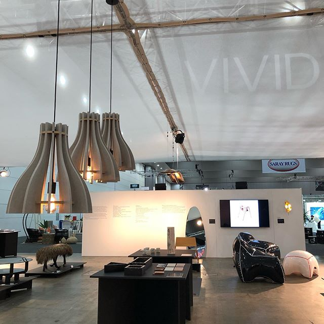 Day 2 - Congratulations to all the winners yesterday. Looking forwarding to what today will bring! #VIVIDDesignComp2019 #decordesignshow