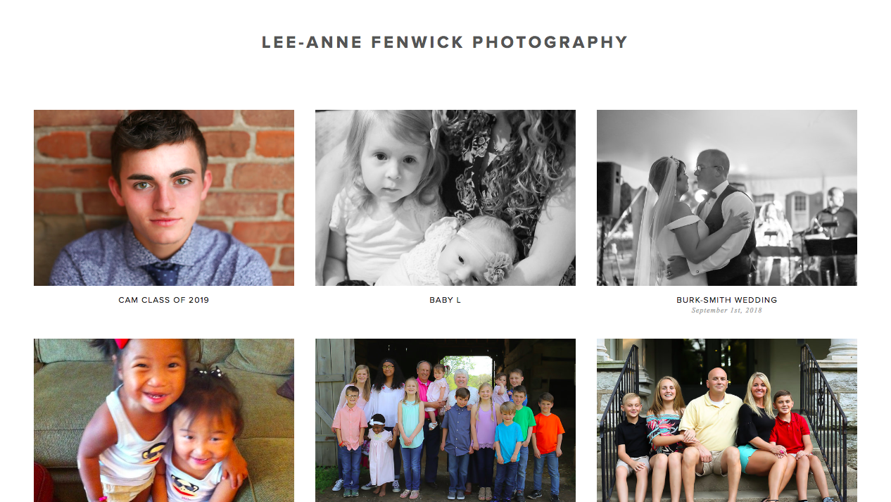 Lee-Anne Fenwick Photography